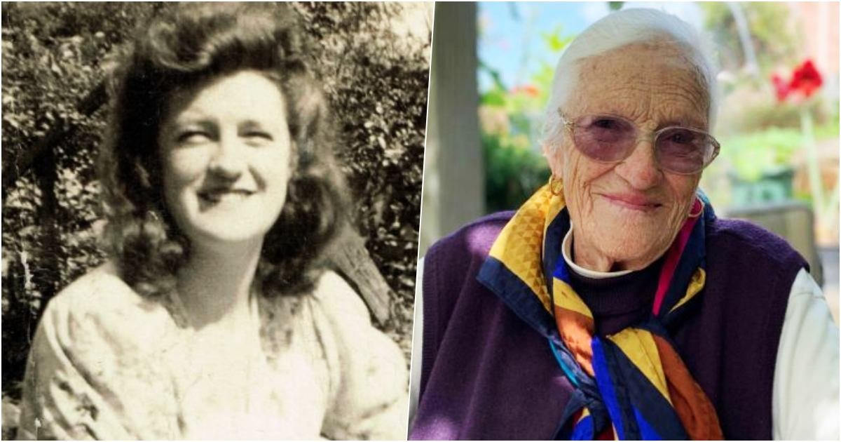 thumbnail 23.jpg?resize=1200,630 - This 100-Year-Old Woman Says Wine, Gardening, And Gratitude Is The Secret To A Long And Happy Life