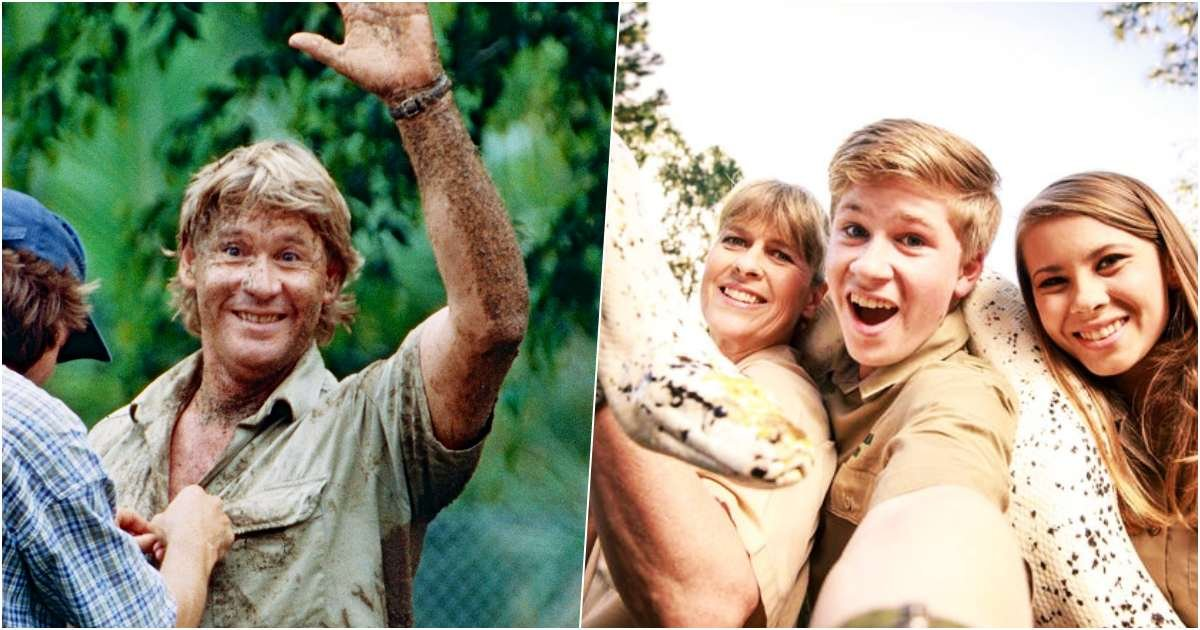 thumbnail 24.jpg?resize=1200,630 - The 'Crocodile Hunter' Steve Irwin Was Honored By His Family On What Would Have Been His 58th Birthday
