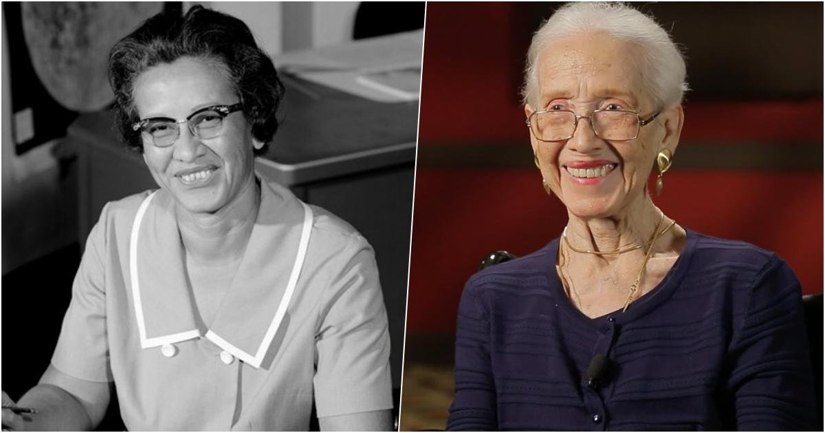 thumbnail 27.jpg?resize=1200,630 - Katherine Johnson, Famed NASA Mathematician Depicted In The Movie 'Hidden Figures,' Is Dead At 101