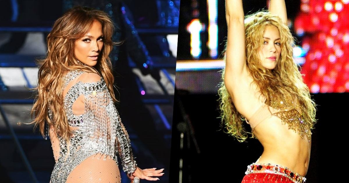 thumbnail.jpg?resize=412,275 - J. Lo and Shakira Team Up For A Dazzling Performance in the Super Bowl Halftime Show