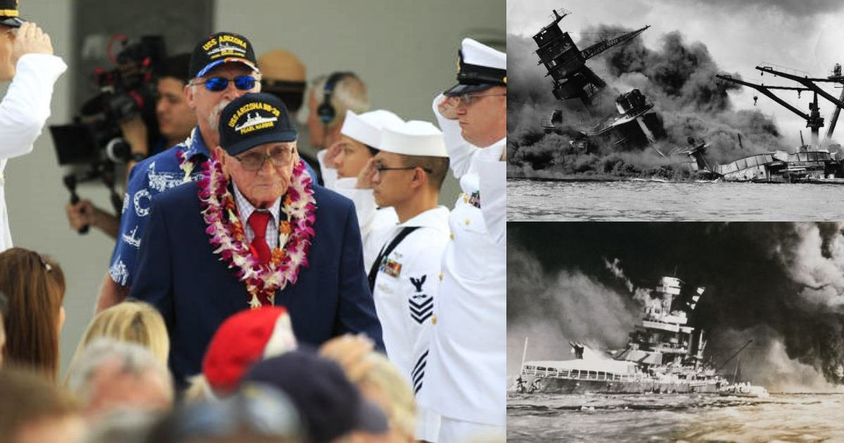 thumbnailss.jpg?resize=1200,630 - Donald Stratton, One Of The Last Pearl Harbor Survivors And USS Arizona Crew Member Passed Away At 97