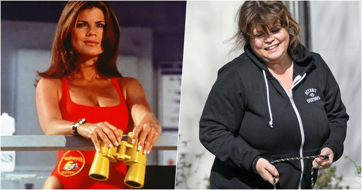 thumbnailsss.jpg?resize=1200,630 - Baywatch Star Yasmine Bleeth Was Seen Happily Walking Her Dog In LA, 20 Years After Quitting Hollywood