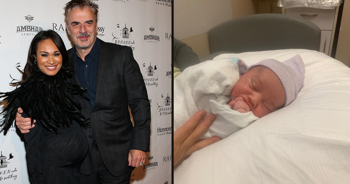 untitled 1 77.jpg?resize=412,232 - Chris Noth And Wife, Tara Wilson, Welcomed Second Son Keats