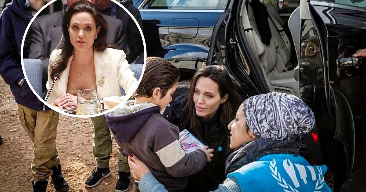 untitled design 3 1.png?resize=412,232 - Angelina Jolie exhorte le monde et ses dirigeants à s'impliquer dans le conflit syrien