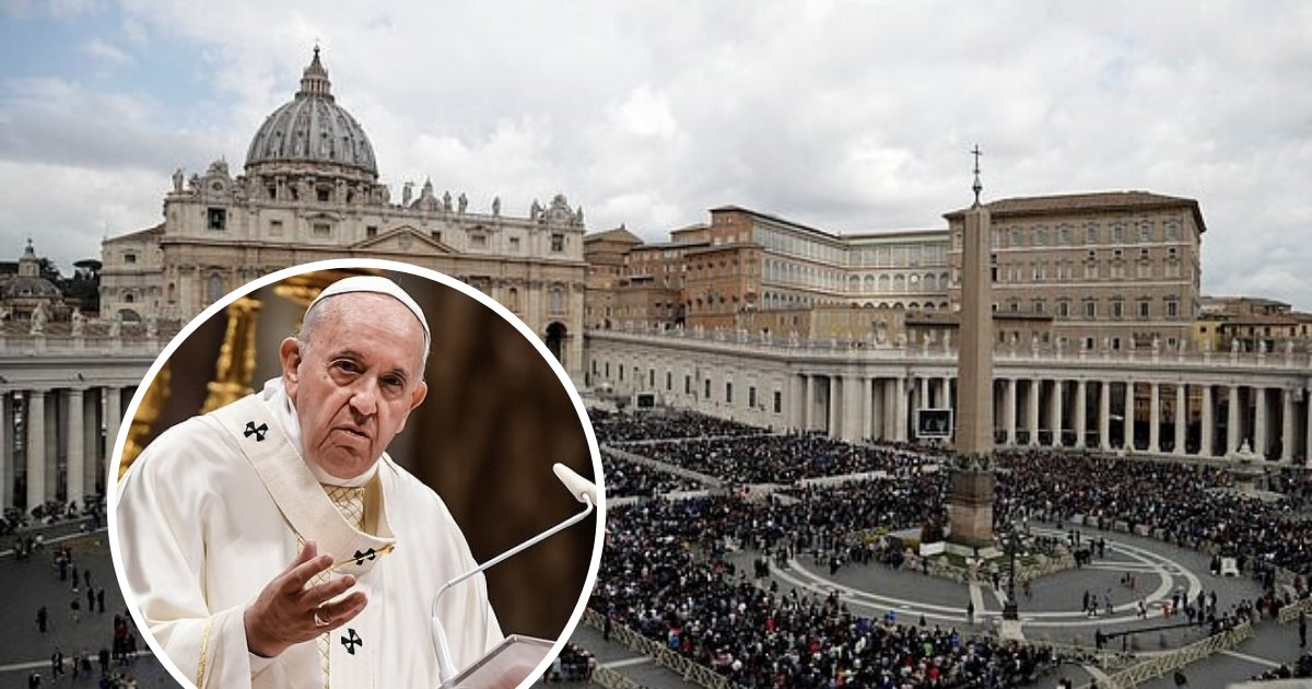 untitled design 30.png?resize=1200,630 - Pope Francis Ordered For A Vatican Palace To Be Turned Into A Shelter For The Homeless