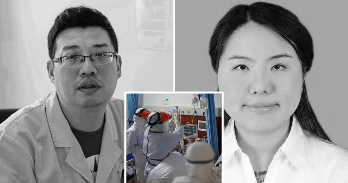 untitled design 33 1.png?resize=300,169 - Two Chinese Doctors Dubbed Heroes After Dying From Coronavirus While Saving Lives