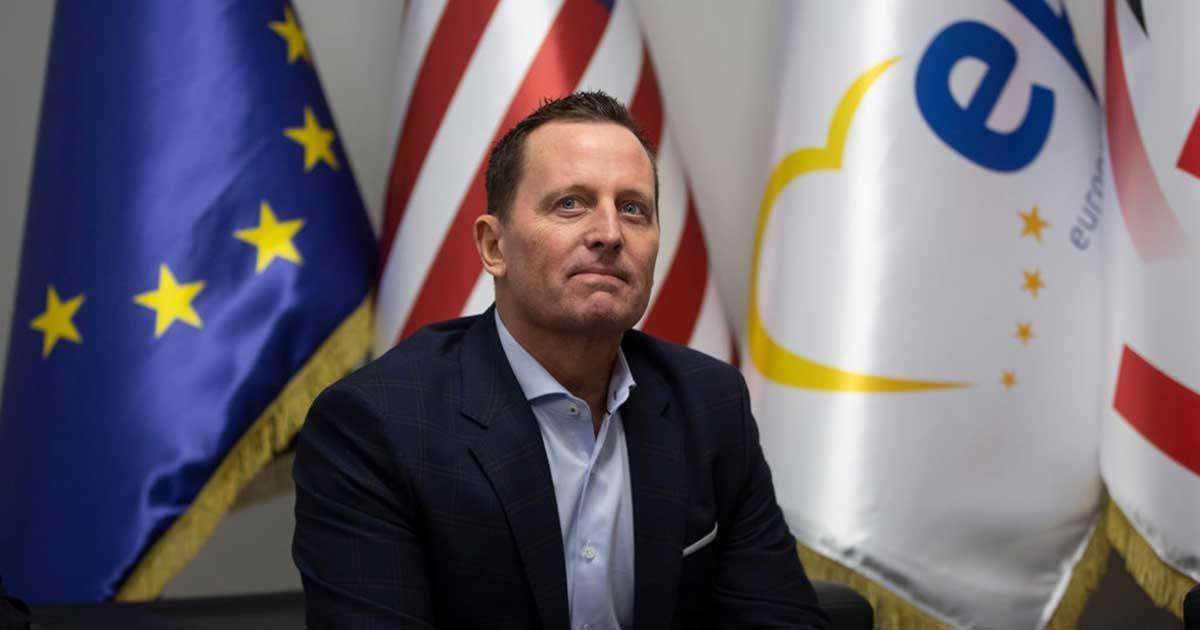 visar kryeziu associated press.jpg?resize=412,232 - Donald Trump Names US Ambassador To Germany Rick Grenell As Acting Director of National Intelligence