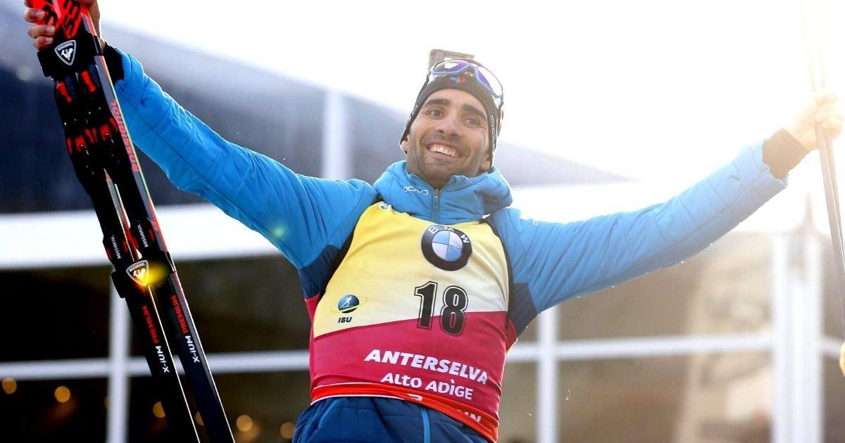 vonjour1.jpg?resize=412,232 - Mondiaux de biathlon : Martin Fourcade sacré champion du monde en individuel