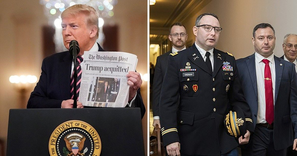 whatsapp image 2020 02 08 at 1 06 30 pm.jpeg?resize=1200,630 - Lt. Colonel Alexander Vindman Along With His Twin Brother Fired And Escorted Out Of White House For Testifying Against Trump During Impeachment Inquiry