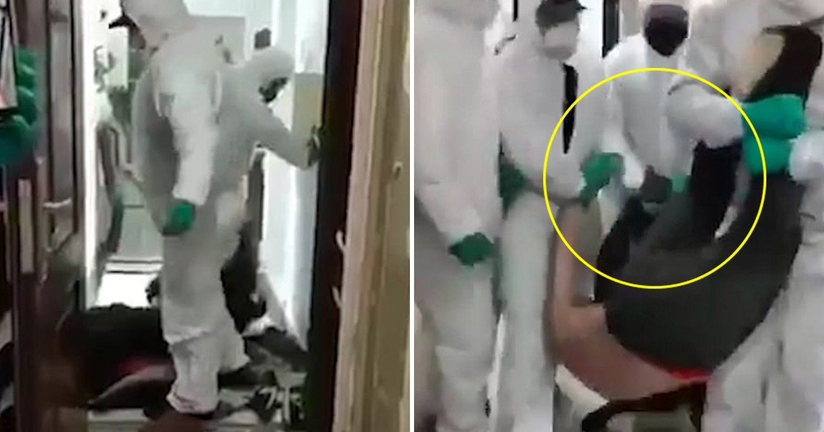 whatsapp image 2020 02 08 at 7 01 02 pm.jpeg?resize=1200,630 - Hazmat Suit-Clad Goons Drag People From Their Homes As Eighty-Six People Die Of Corona Virus In A Day In China And The Death Toll Hits 724