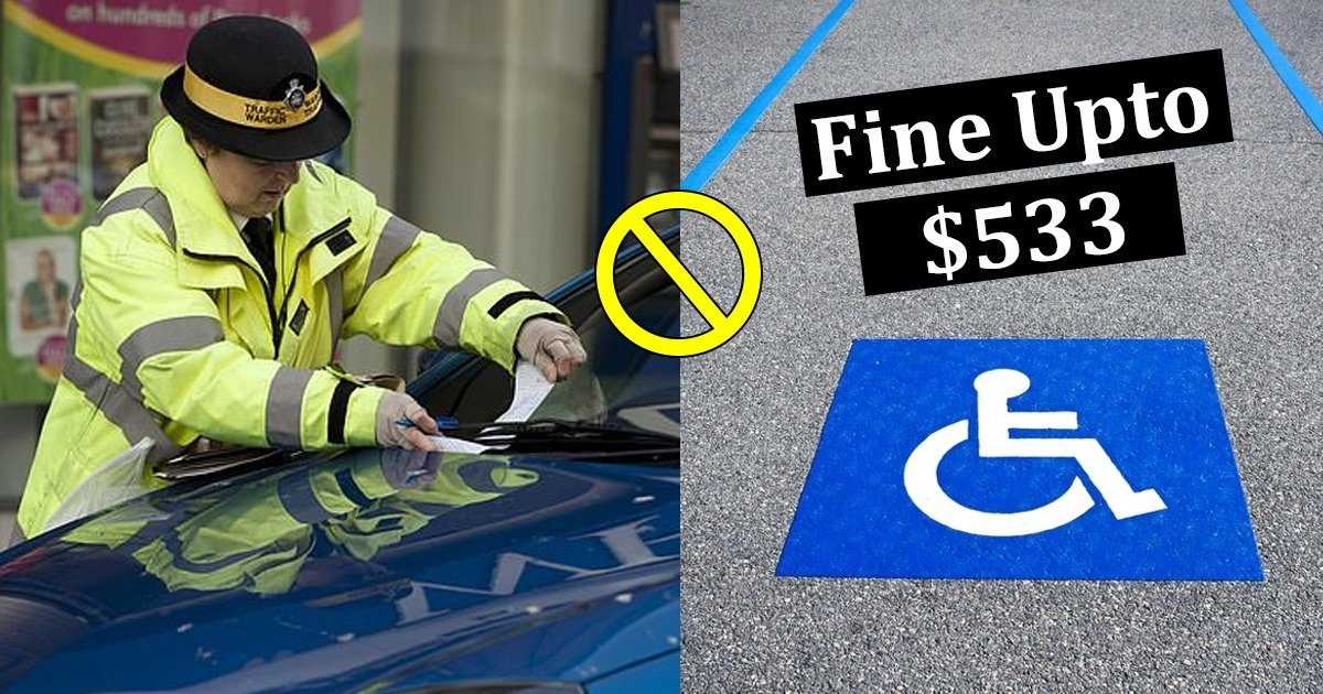 whatsapp image 2020 02 13 at 2 32 48 pm.jpeg?resize=412,232 - The Fines For Parking In Disabled Spaces Doubled In Queensland But Majority Will Be Eligible For Permits
