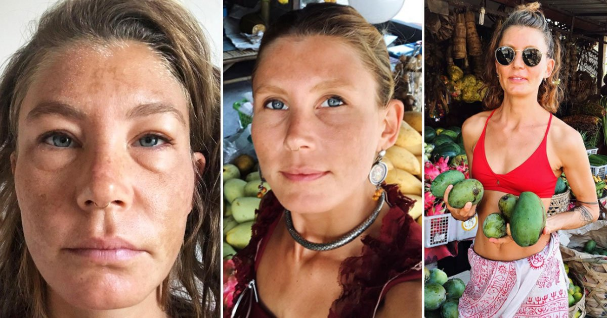 woman didnt drink water for a year improved health dry fasting.jpg?resize=412,232 - Woman - Who Has Not Drunk Water For A Year - Claims Dry Fasting Has Improved Her Health