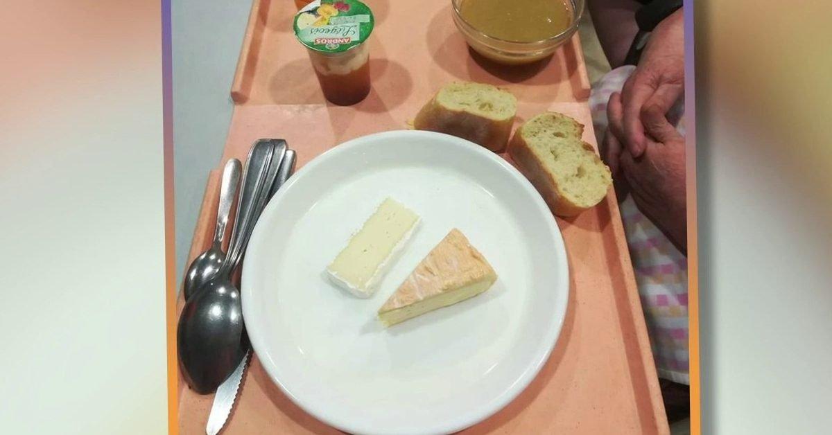 x1080 e1582160146299.jpeg?resize=412,232 - Polémique : La photo d'un plateau-repas servi dans un Ehpad a choqué des internautes, poussant la direction à répondre