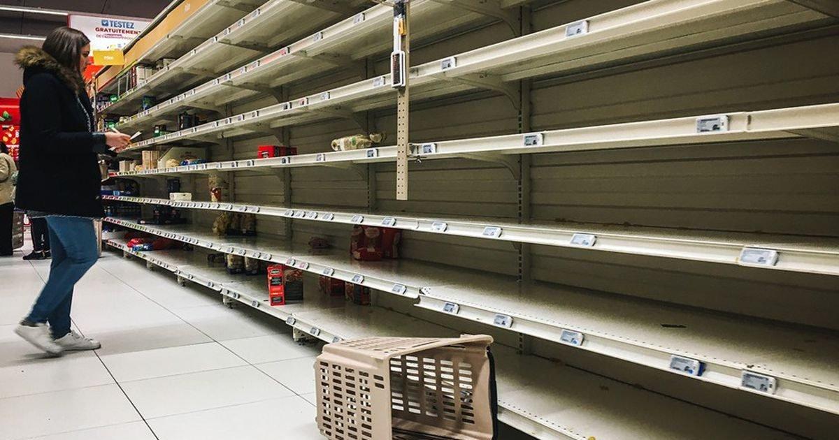 0602866256418 web tete e1583273126107.jpg?resize=1200,630 - Coronavirus : Les français font le stock de produits de première nécessité par peur de pénurie !