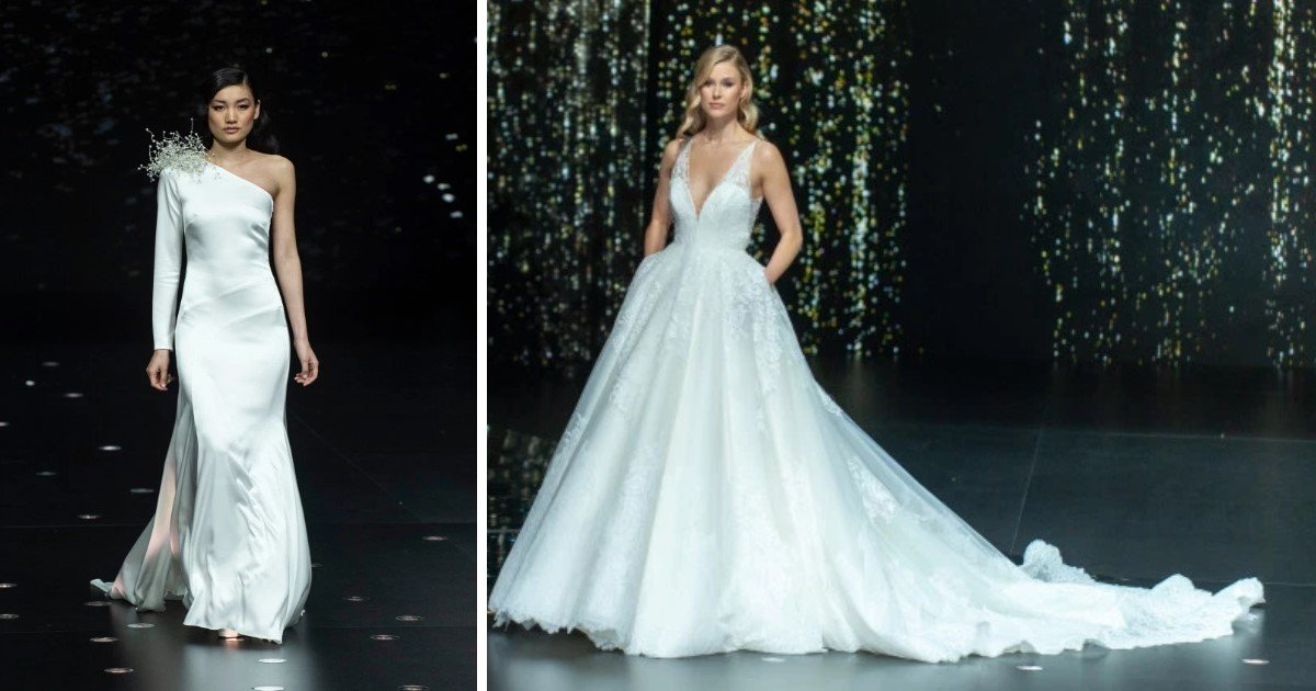 1 198.jpg?resize=412,275 - A Luxury Bridal Brand Will Give Wedding Dresses To Healthcare Staff Fighting Coronavirus At The Front Lines