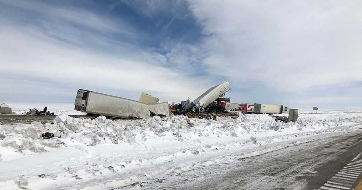11 10.jpg?resize=1200,630 - Three People Died, Dozens Left Injured On 100-Vehicle Pile Up In Wyoming