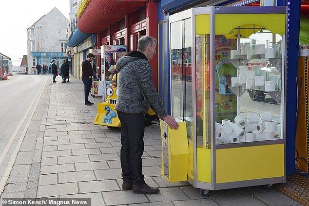 Chapmans Fundland amusement arcade in Bridlington has made