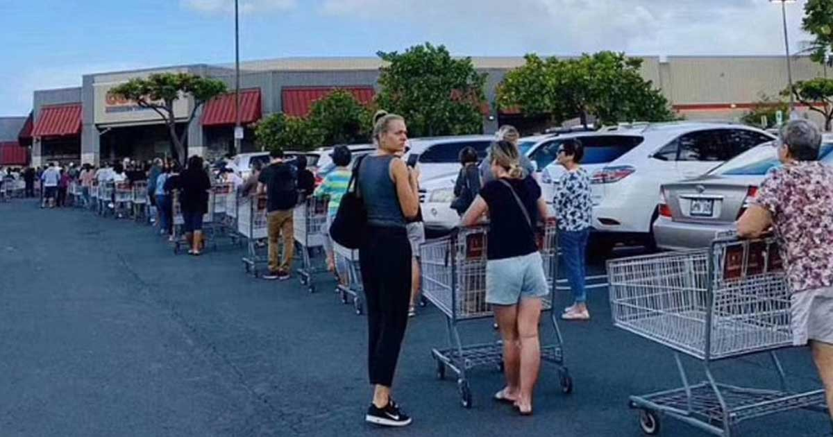 22 twitter.jpg?resize=412,232 - California Supermarkets Flocked As Residents Panic Over Novel Coronavirus