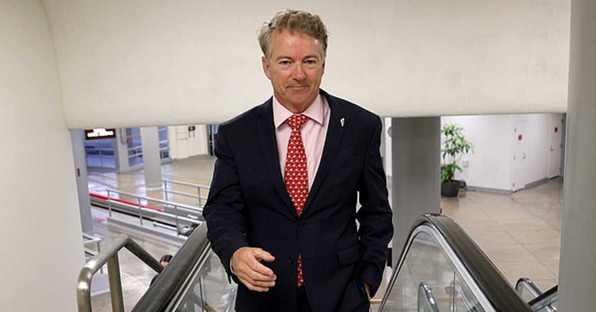 26270540 8140357 image a 7 1584899243153.jpg?resize=1200,630 - Republican Senator Rand Paul Testes Positive For COVID-19