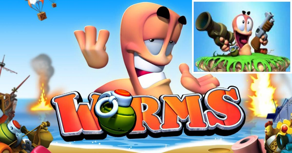 4 19.png?resize=1200,630 - Team17 All Set To Make A Comeback With New Version of Worms