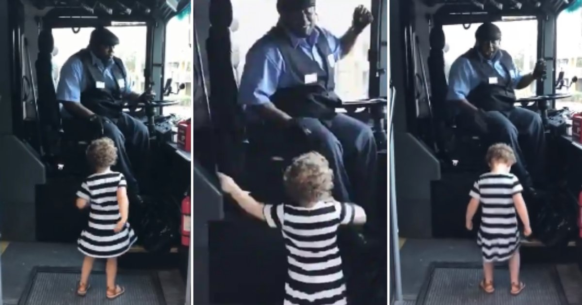 5 26.png?resize=1200,630 - Toddler Makes The Bus Driver Stop And Dance on Her Favourite Song