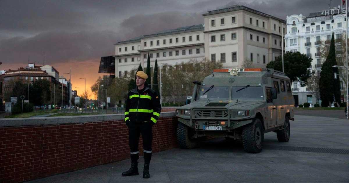 5e6f8b741c5e0 image.jpg?resize=1200,630 - Spanish First Lady Tests Positive For Coronavirus: Capital Goes Into Lockdown