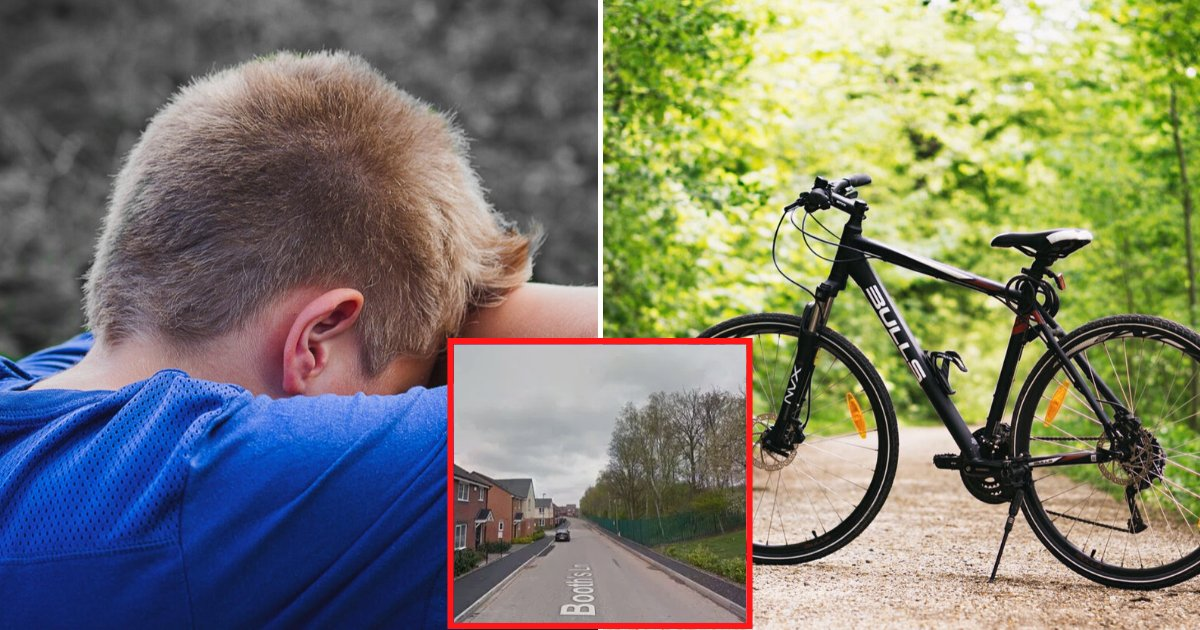 bike2.png?resize=1200,630 - Mother Shared Photo Of 12-Year-Old Son With Battered Face After Thugs Attacked Him For His Bike