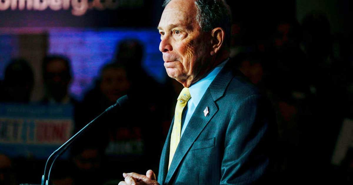 bill pugliano getty images.jpg?resize=412,232 - BREAKING: Mike Bloomberg Drops Presidential Bid And Endorses Biden After Dismal Super Tuesday