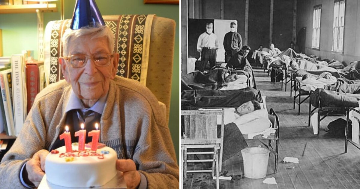bob5.png?resize=1200,630 - World's Oldest Man Worried About Coronavirus But Insists It's Not As Bad As 1918 Spanish Flu