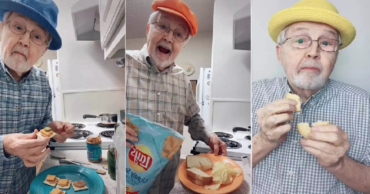 c5.jpg?resize=1200,630 - 81-Year-Old Became A TikTok Sensation After Sharing A Video Of Himself Cooking