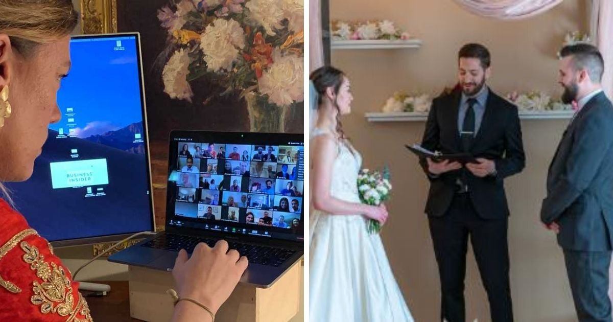 cnns.jpg?resize=1200,630 - Couples Are Livestreaming Their Weddings, Creating a Sense of 'Certainty' In Uncertain Times