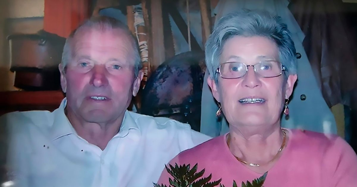 couple died hours apart coronavirus.jpg?resize=412,232 - Devastated Son Couldn't Even Say Goodbye And Hug His Parents Who Died From Coronavirus Just Hours Apart