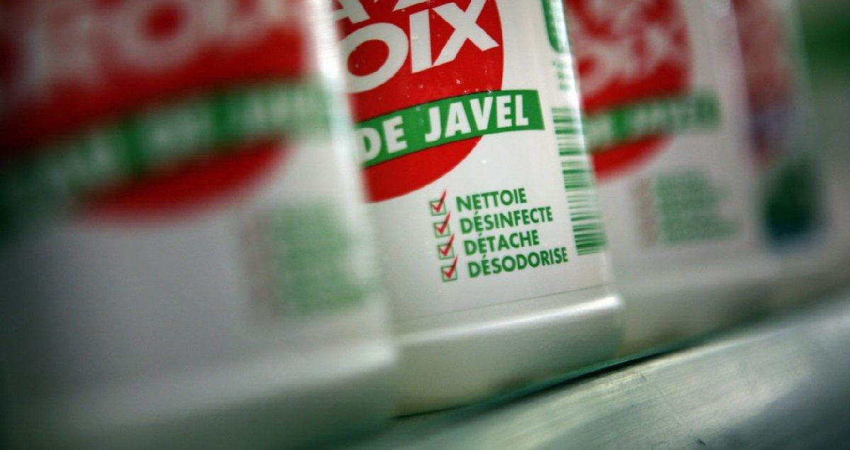eau de javel.jpeg?resize=412,232 - Question du jour: Est-ce que l'eau de Javel tue le coronavirus ?