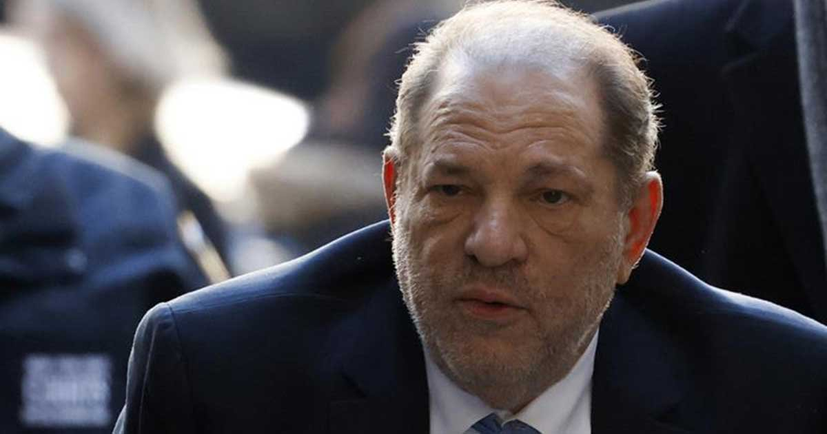 ffe44dfb2806460bb905c4e6a0e25e60 18.jpg?resize=1200,630 - Harvery Weinstein Sentenced To 23 Years In Prison