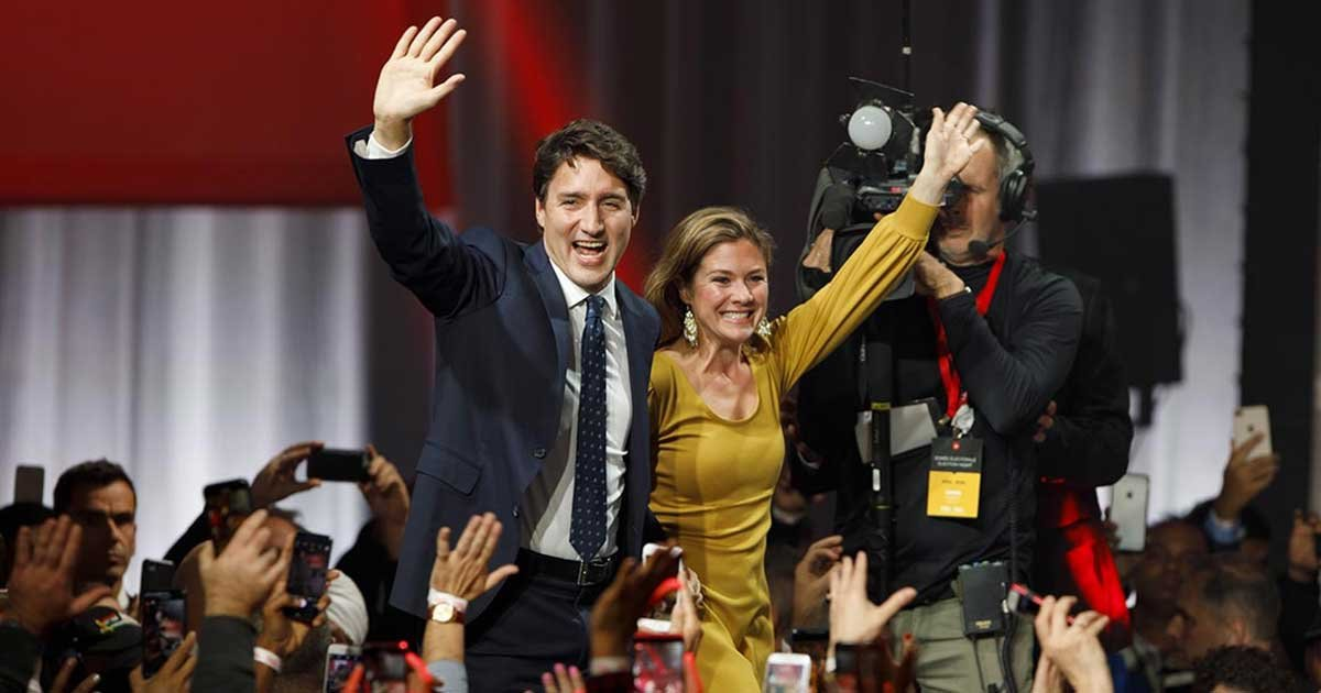 getty 6.jpg?resize=1200,630 - Canadian Prime Minister's Wife, Sophie Grégoire Trudeau Tested Positive For Coronavirus
