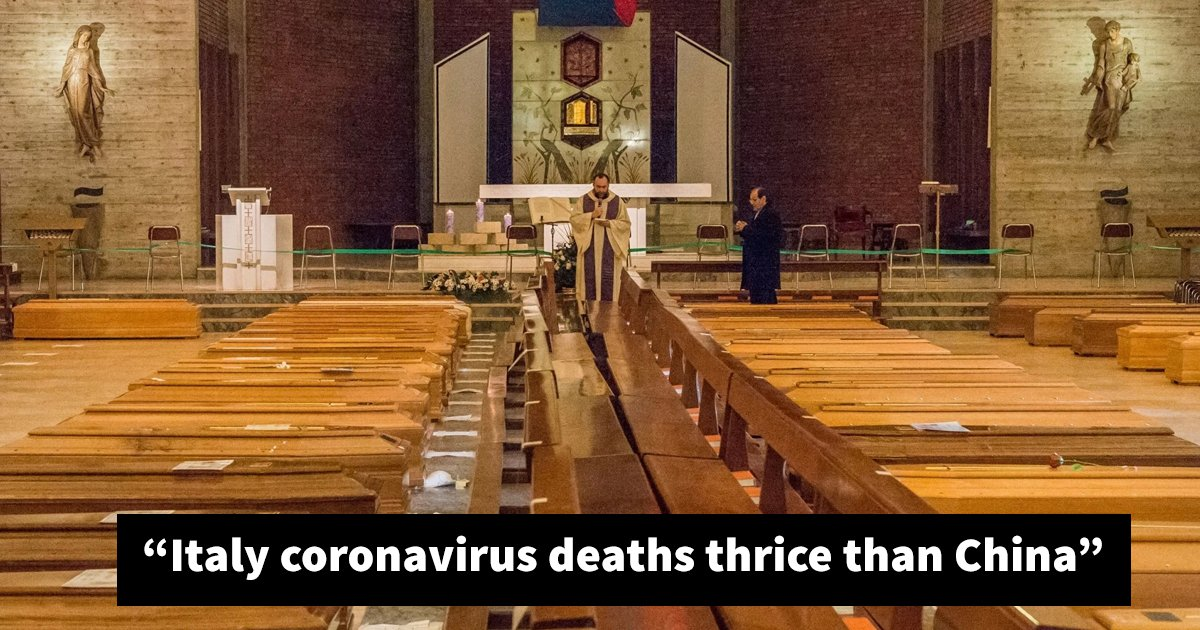ggggss.jpg?resize=1200,630 - Italy's Coronavirus Death Toll Rises Thrice Than China And Churches Occupied With Coffins