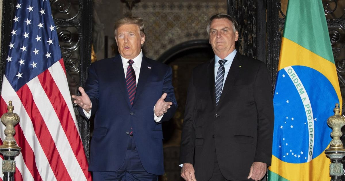 gsggsg.jpg?resize=1200,630 - It Will Be Revealed Today As The Brazilian Leader With Whom Donald Trump Shook Hands Has Coronavirus As Lindsey Graham Is Tested And Quarantined