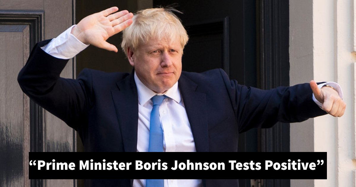 gsgsg 1.jpg?resize=412,232 - Breaking: Prime Minister Boris Johnson Tests Positive For Coronavirus