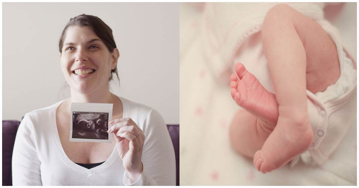 header cancer baby.jpg?resize=412,232 - Mujer Embarazada Renuncia A Tratamiento Contra El Cáncer Para Salvar A Su Bebé