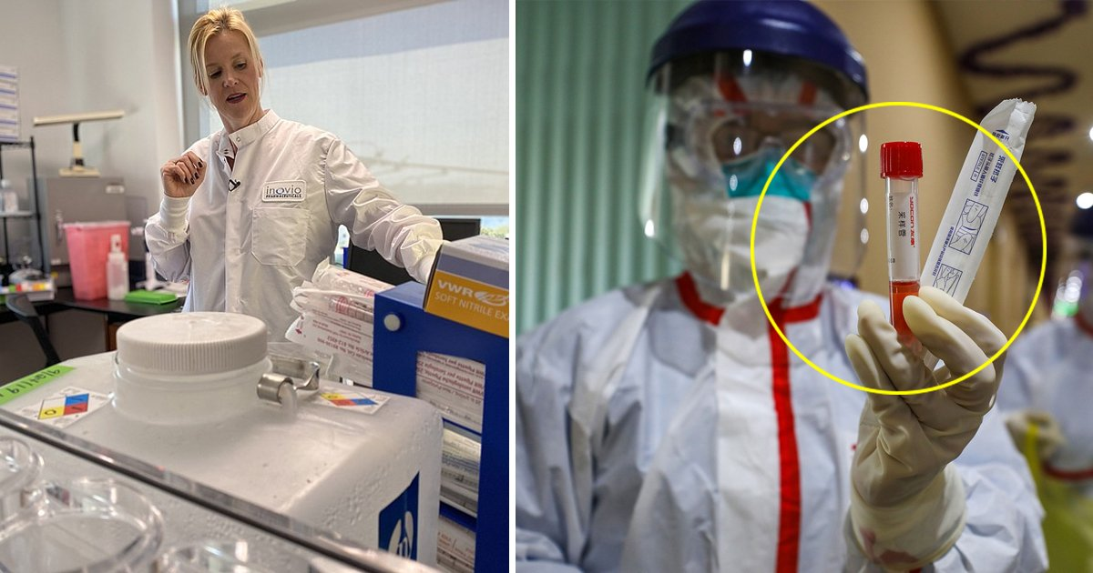 hhfhfhfh.jpg?resize=1200,630 - Australian Researchers Claim As Two Drugs Already In Use Can Help Cure Coronavirus Also Tested On Patients And Received Positive Results