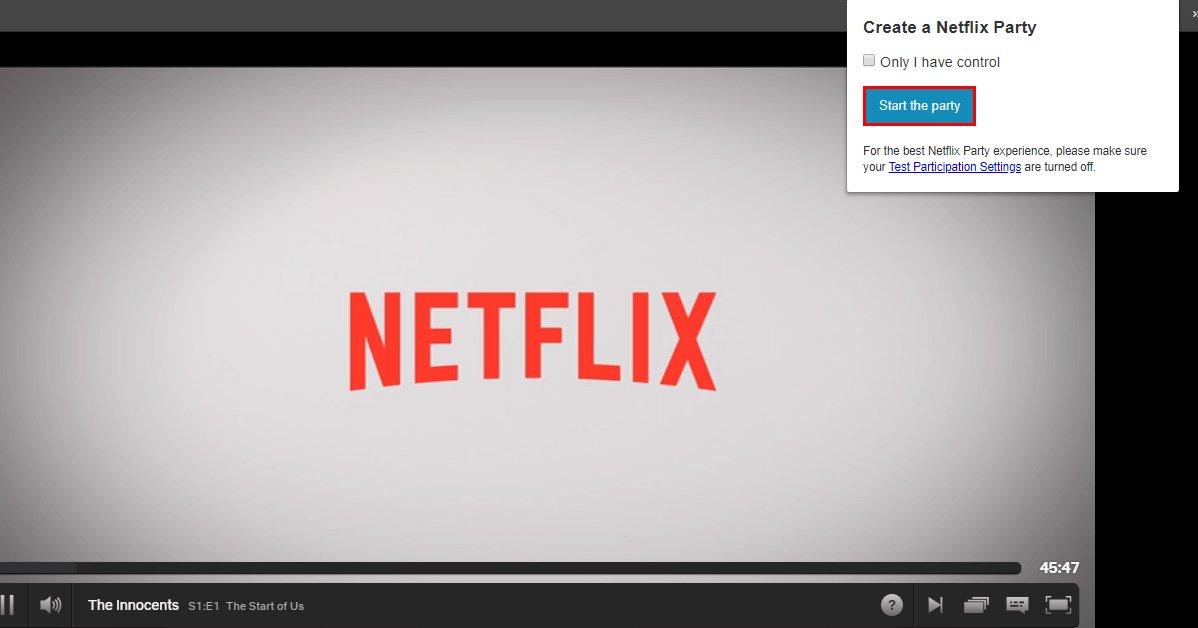 how to watch netflix and chat with friends from netflix e1584551683807.png?resize=1200,630 - Mesures de confinement : Netflix Party permet de regarder à distance un film en même temps que ses amis