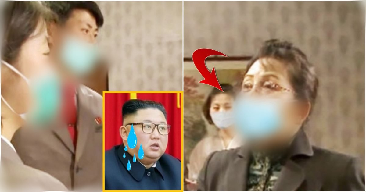 "image from ios 2020 03 10t130721 249 e1583813359857.jpg?resize=1200,630 - ""마스크 넉넉한 척하려고..?"" 방송에서 마스크 '합성' 했다가 들통나버린 '북한' 포토샵 퀄리티 참사.jpg"