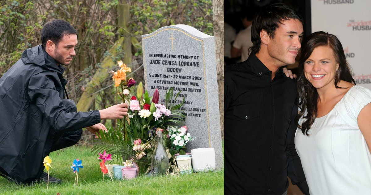 jade goodys husband jack tweed said he will never stop loving her.jpg?resize=412,232 - Jade Goody's Husband Jack Tweed Said He Will Never Stop Loving His Late Wife
