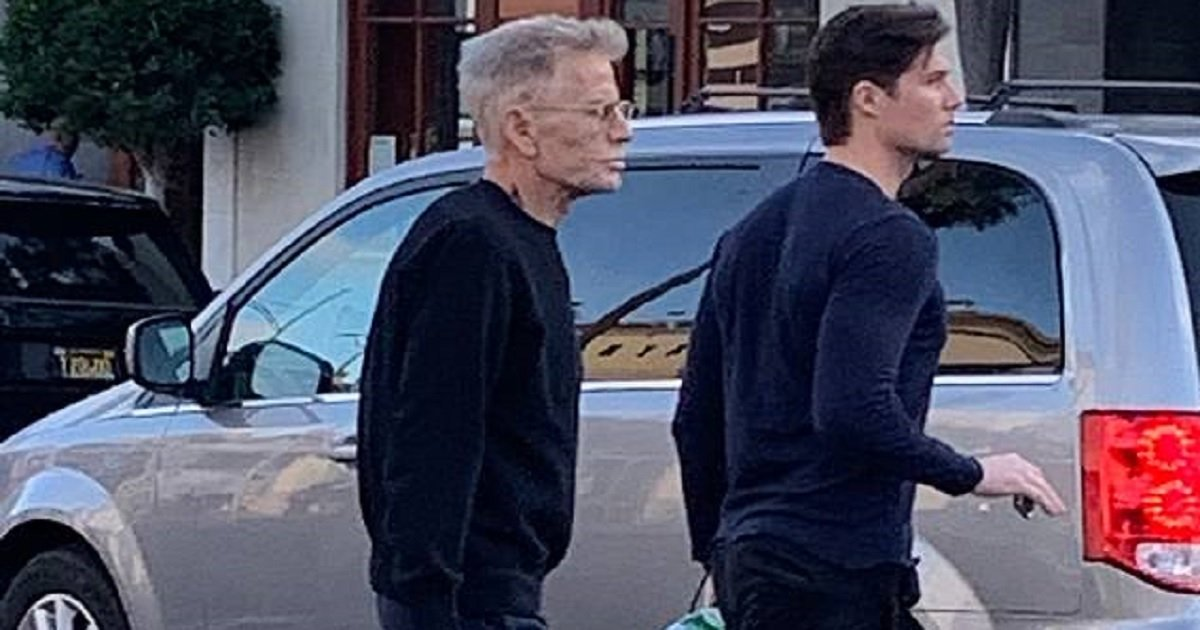 k3 1.jpg?resize=1200,630 - Frail-Looking Calvin Klein Was Seen Shopping In Beverly Hills With His 32-Year-Old Model Boyfriend