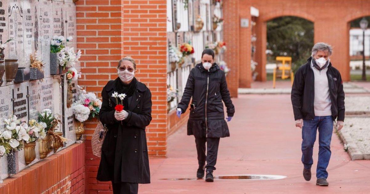 la voix du nord 6 e1585139259602.jpg?resize=1200,630 - L'Espagne se place désormais devant la Chine en termes de victimes du coronavirus