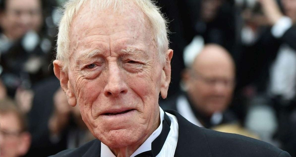max von sydow.jpg?resize=412,232 - L'acteur franco-suédois Max von Sydow est mort ce dimanche à l'âge de 90 ans