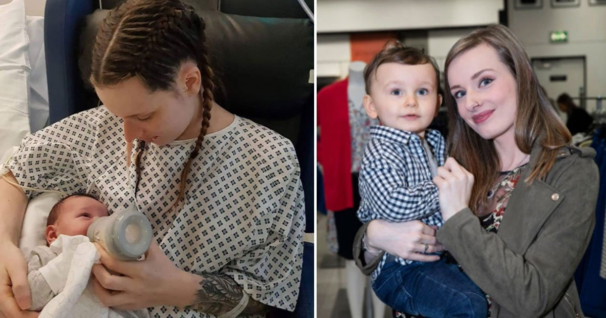 mom met baby after two weeks coma lost memory.jpg?resize=412,232 - Woman Met Her Newborn For The First Time Two Weeks After Waking Up From Coma But Lost Her Memory