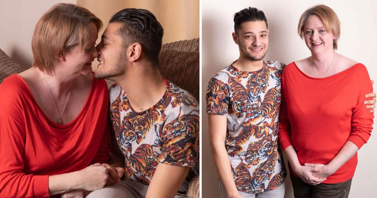 mother in love sons best friend 22 years younger.jpg?resize=412,232 - Mother - Who Is In Love With Son's Best Friend - Says People Condemn Their Relationship Because Of Their 22-year Age Gap