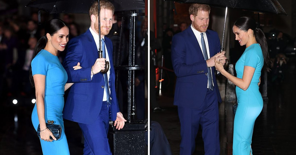 sdfs.png?resize=1200,630 - Meghan Markle Makes First Post-Megxit Appearance In London And Her Fans Are Going Wild Online