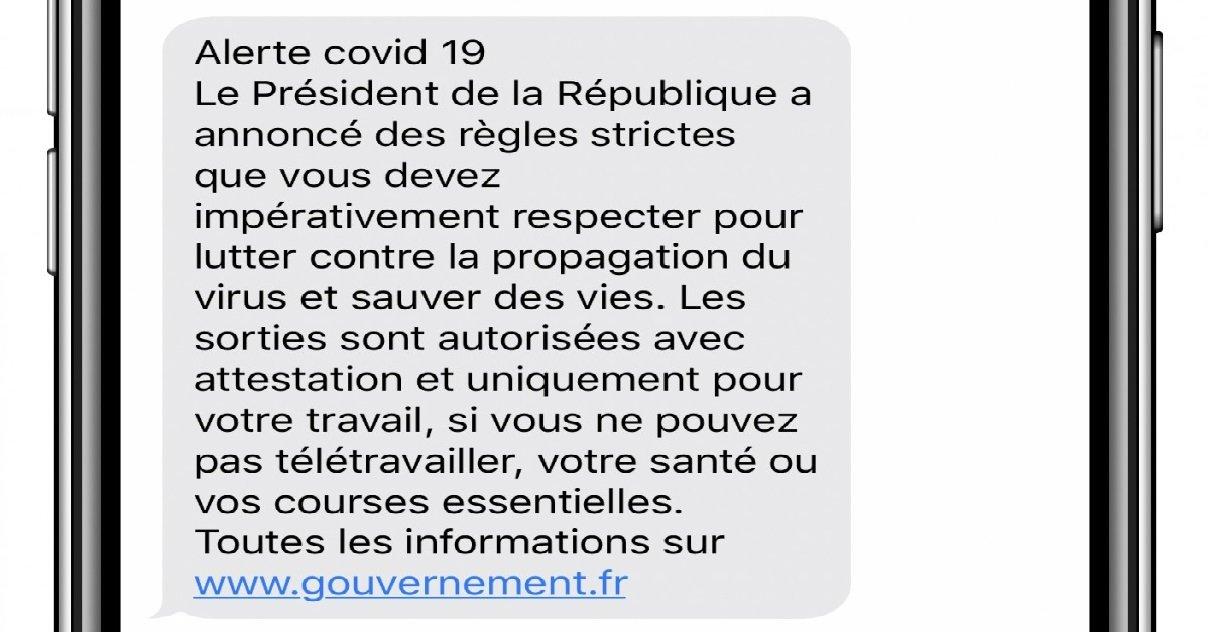 sms.jpg?resize=1200,630 - Covid-19: comment le gouvernement a réussi à envoyer un SMS d'alerte à tous ses citoyens ?